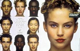 Algunas de las imágenes de Benetton
