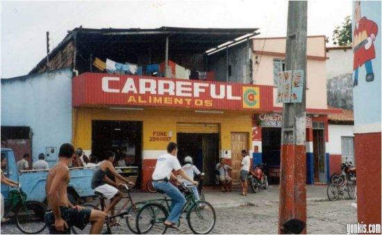 Carref...qué?