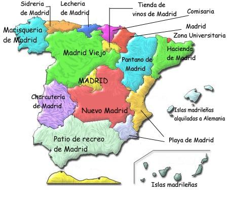 la nueva España del PePé