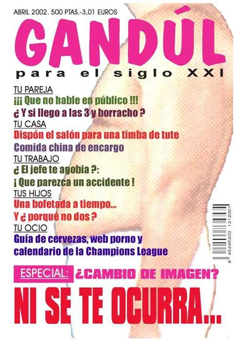 La revista para el hombre