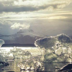 Los Hielos Eternos del Artico Están Desapareciendo