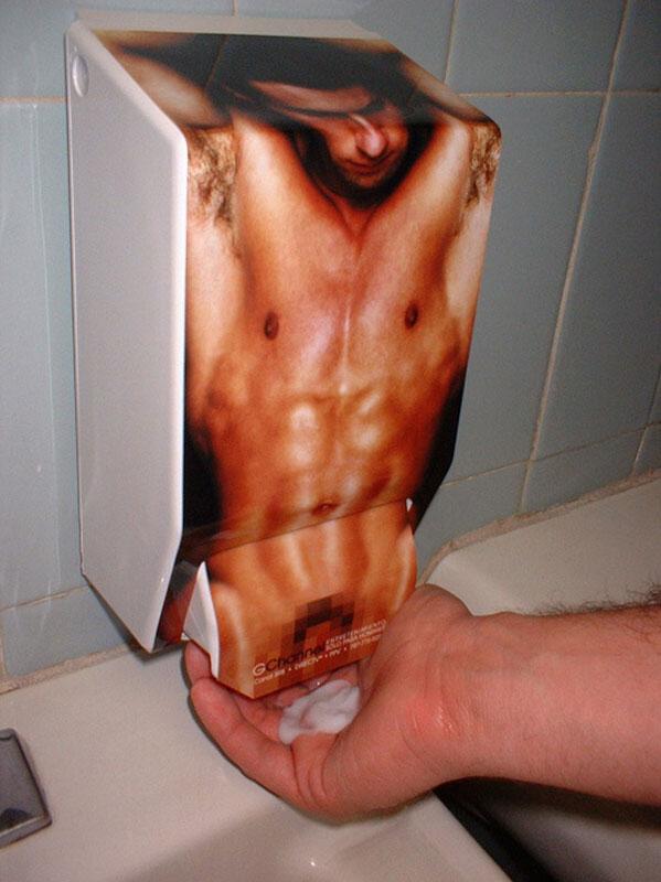 Jabón para chicas