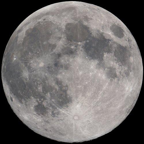 Esta noche es Nochebuena y la Luna será brillante