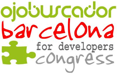 logo congreso OJObuscador Barcelona