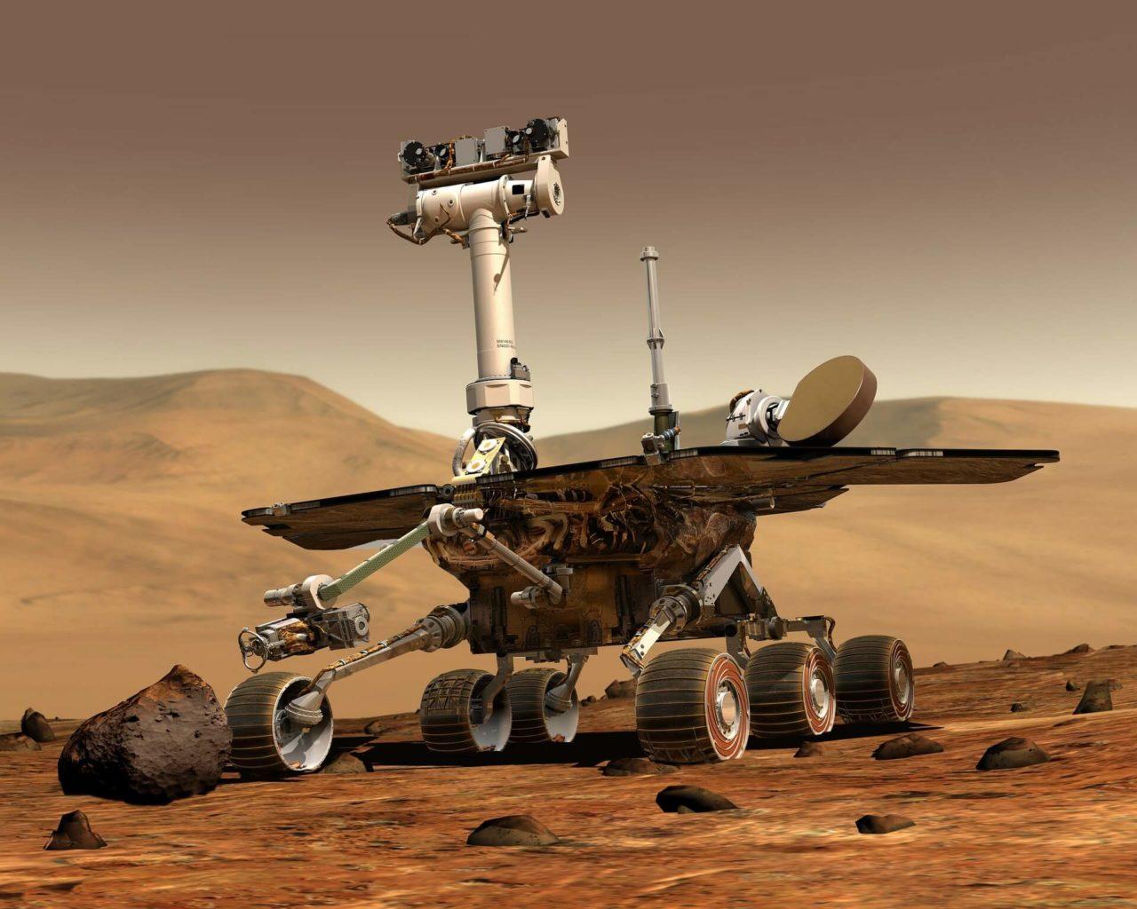 Mapa de Marte en Internet