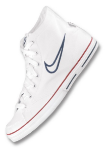 Nike Carpi Canvas Mid color blanco