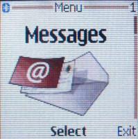 mensajes en Nokia