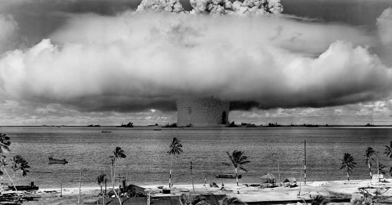 Explosión Nuclear en Madrid