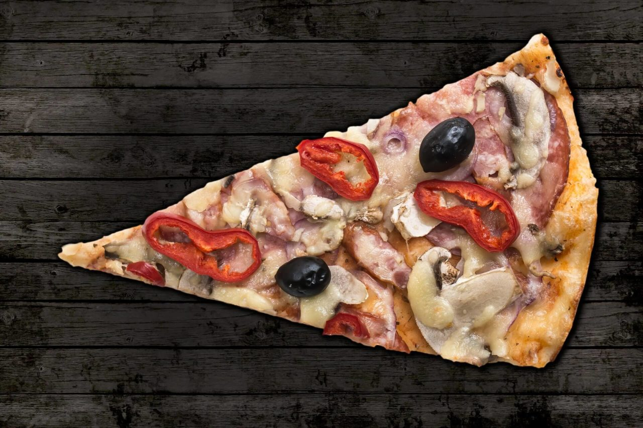 Problema matemático de Pizzas