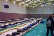 Voluntariado a Muxía - 14 a 18 de Enero de 2003