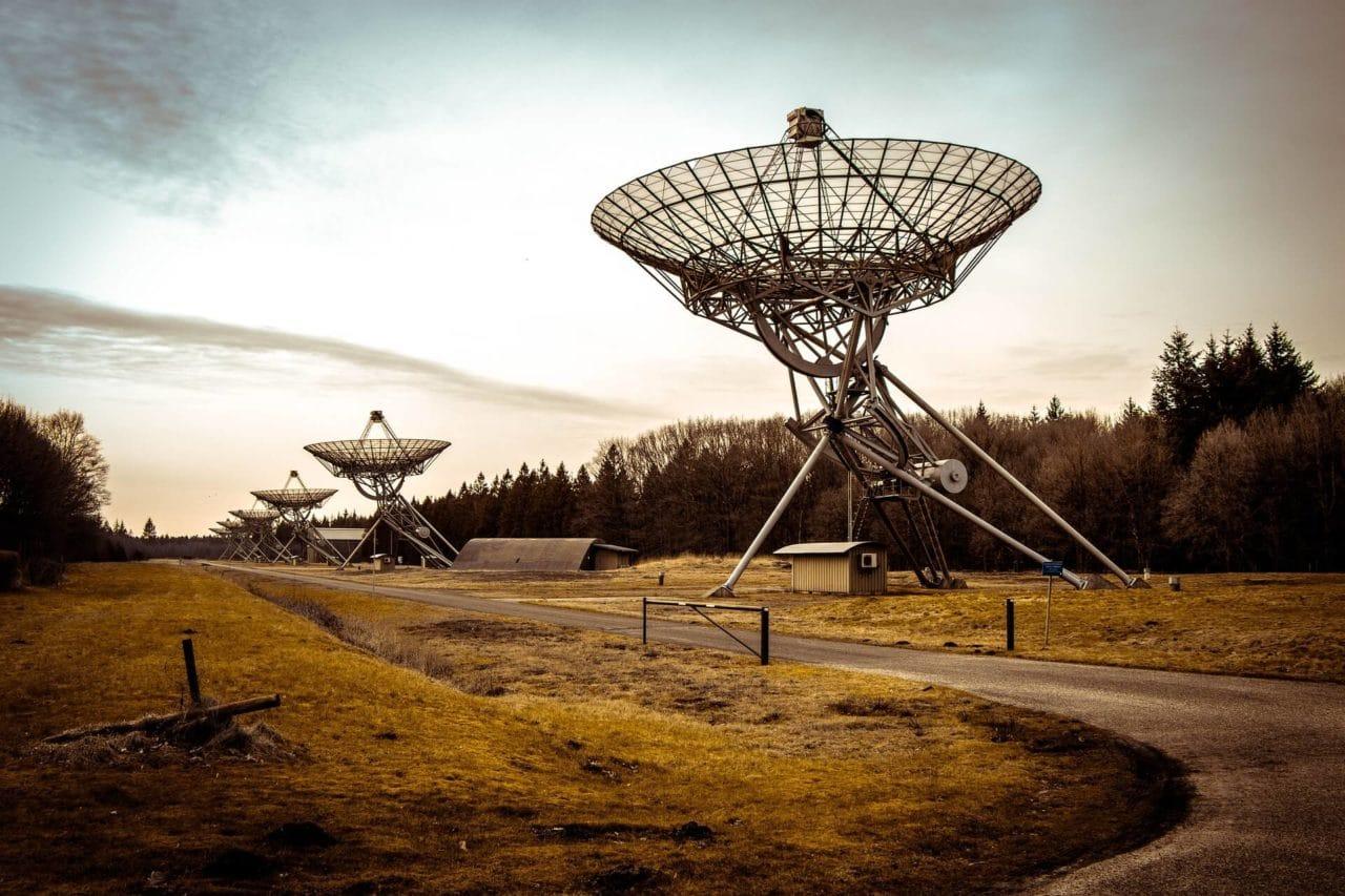 Telescopios Realmente Grandes