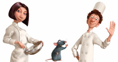 Cine: Ratatouille