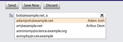 HTML 5: formularios, el elemento 2.0 (parte 1)