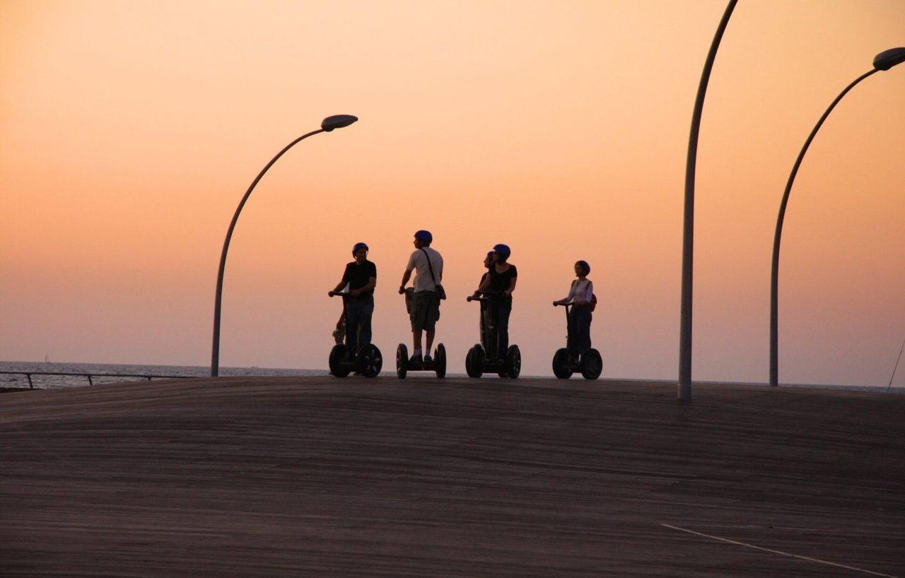 Los internautas ya pueden comprar el ''vehículo de transporte humano'' Segway