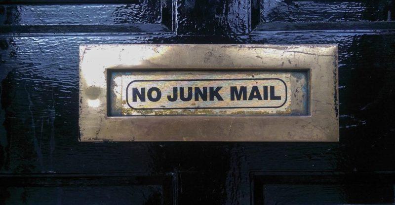 Legisladora de EE.UU. quiere demandar a los que envían ''correo basura''