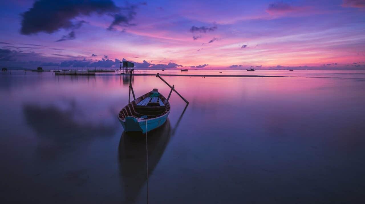 Una isla junto a Venecia sale a la venta a través de Internet