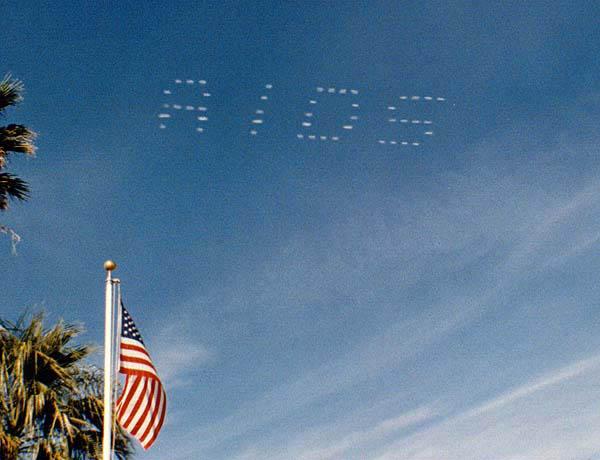 textos en el cielo