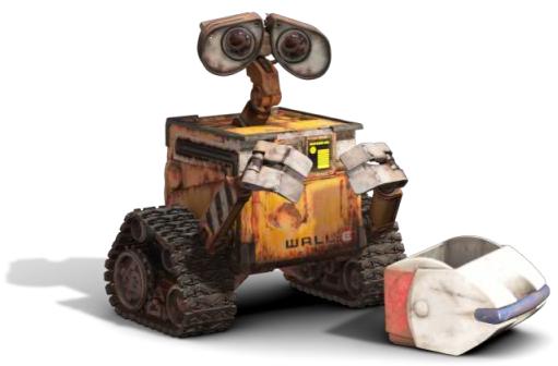 Cine: Wall-e