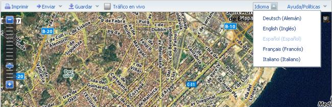 Yahoo! Mapas